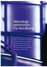 Teknologi- optimisten fra Nordborg