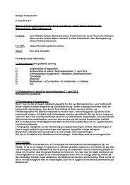 120508 Bestyrelsesmøde ref.pdf - Kultur og Fritid - Københavns ...