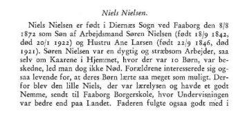 Niels Nielsen - Bornholms Historiske Samfund