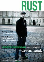 Februar 2009 - RUST-magasinet