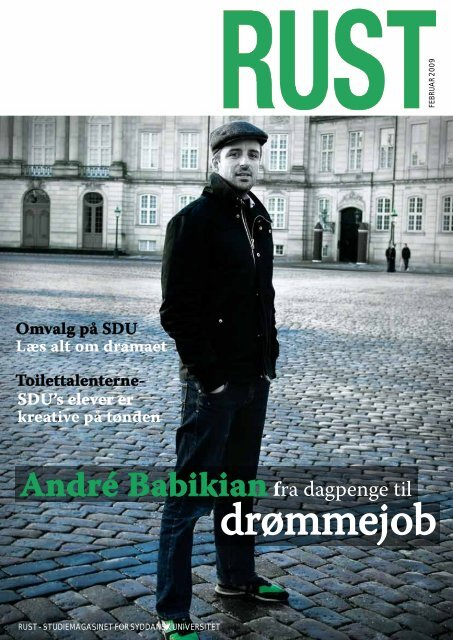 Februar 2009 - RUST-magasinet