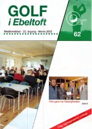 i Ebeltofrt - Ebeltoft Golf Club