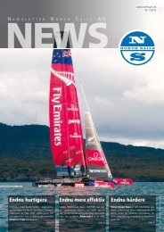 North Newsletter 2013 - North Sails