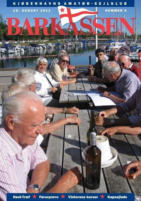August 2011 - Kjøbenhavns Amatør-Sejlklub
