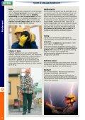 Risiko Tilbehør til hjelm Holdbarhetstid Testing Elektriske lysbuer ... - Page 2