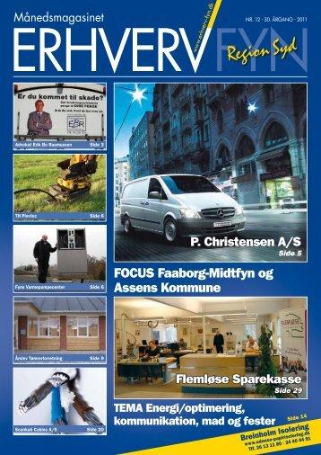 December 2011 - Velkommen til Erhverv Fyn