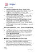Algemene Inhuurvoorwaarden gemeente Zuidplas - Inhuurdesk ... - Page 3