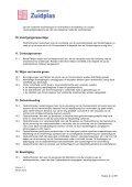 Algemene Inhuurvoorwaarden gemeente Zuidplas - Inhuurdesk ... - Page 4