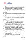Algemene Inhuurvoorwaarden gemeente Zuidplas - Inhuurdesk ... - Page 5