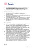 Algemene Inhuurvoorwaarden gemeente Zuidplas - Inhuurdesk ... - Page 6