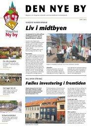 Liv i midtbyen - Slagelse Kommune