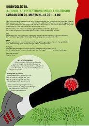 indbydelse til 4. runde af vinterturneringen i helsingør lørdag den 20 ...