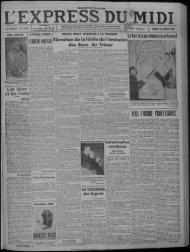 26 janvier 1935 - Bibliothèque de Toulouse