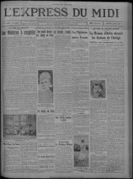 23 mai 1928 - Bibliothèque de Toulouse