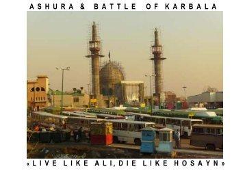 ashura & battleofkarbala « livelikeali , die - In the gap between - Free