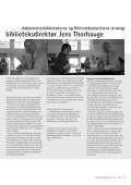 Interview med biblioteksdirektør Jens Thorhauge - Page 5