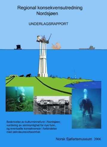 Kulturminner - Norsk olje og gass