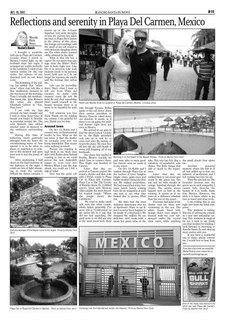 The Coast News (Page 1)