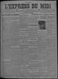 28 avril 1925 - Bibliothèque de Toulouse - Mairie de Toulouse