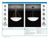orion™ pendant - OCL Architectural Lighting