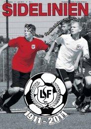 Sidelinien, juni 2011 - nr. 1 - Ledøje-Smørum Fodbold