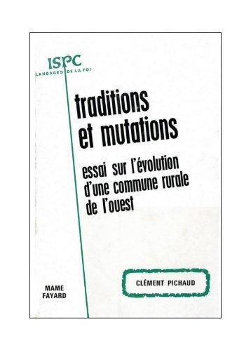 Saint-PHILBERT-de-BOUAINE : traditions et ... - Jeanne c'est nous