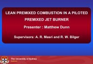 A new piloted premixed jet burner to study strong finite-rate ...