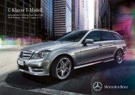 C-Klasse T-Modell. Mercedes-Benz senkt die - Preislisten