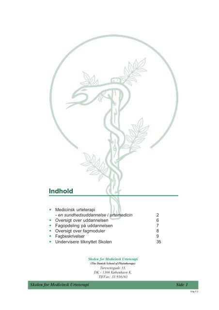 Skolens Præsentationsmateriale - Asclepius.dk