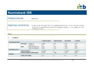 Kennisbank ISB - ISB-Kennisbank