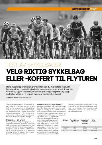 Birkebeinermagasinet 08/2012 - Bern Hansen