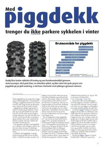 artikkelen fra Birkebeinermagasinet - Bern Hansen