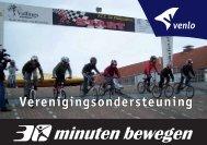 Verenigingsondersteuning - Gemeente Venlo