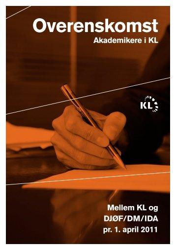 Akademikere i KL - Kommunernes Landsforening