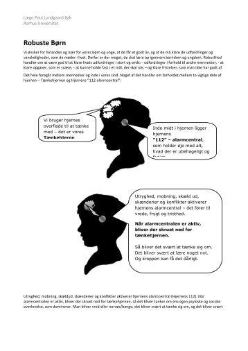 Robuste Børn artikel mar2012 - Vorrevangskolen