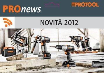 NOVITÀ 2012 - Festool