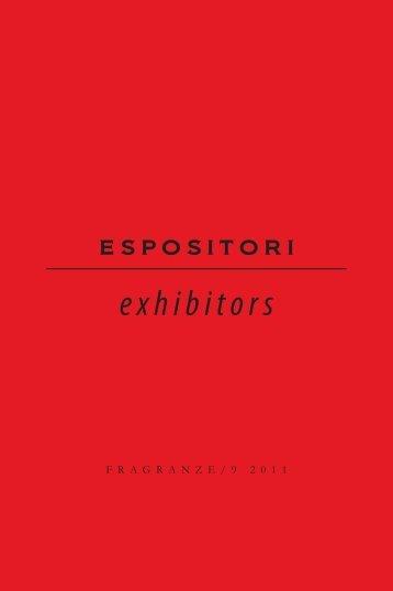 exhibitors - Pitti Immagine