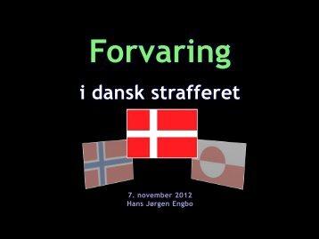 i dansk strafferet