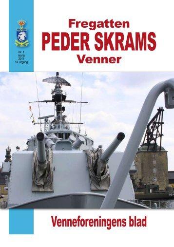 Blad nr.1 marts 2011 - Peder Skrams Venner