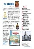 Blad nr.1 marts 2011 - Peder Skrams Venner - Page 3