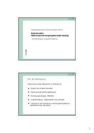 Download als Pdf-Datei: Auszug ... - Analyse & Konzepte