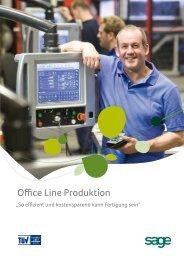 Sage Office Line Produktion