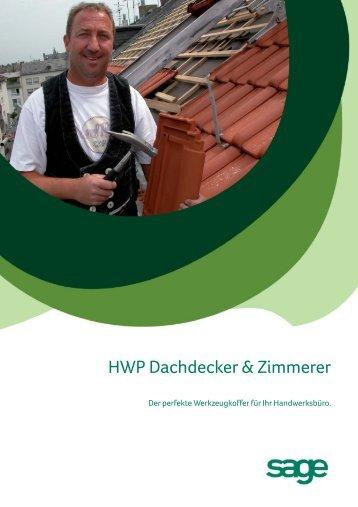 HWP Dachdecker & Zimmerer