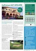 EXTRA-Ausgabe 01   2011 www.apeldoer.de - Golf Club Gut Apeldoer - Seite 3