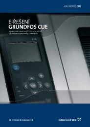 E-ŘEŠENÍ GRUNDFOS CUE