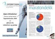 Les omtalen fra Birkebeiner'n 04/2009 - Bern Hansen