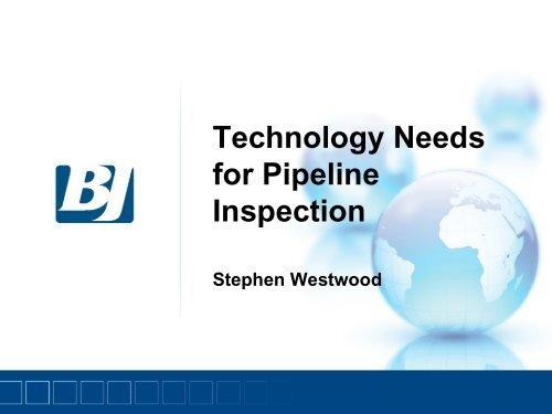 BJ Technology Needs for Pipeline Inspection pdf - Acamp