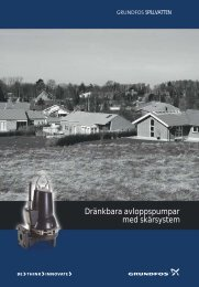 SEG svenska 1103 Ny.qxd - Grundfos