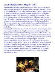 Download folder om sogneudflugten - Lyngby Kirke