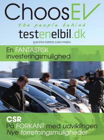 Magasin om test en elbil (pdf 2 MB) - CO2030.dk